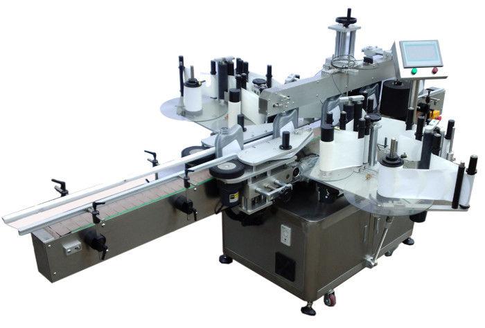 SUS304不銹鋼經濟型雙面不干膠貼標機