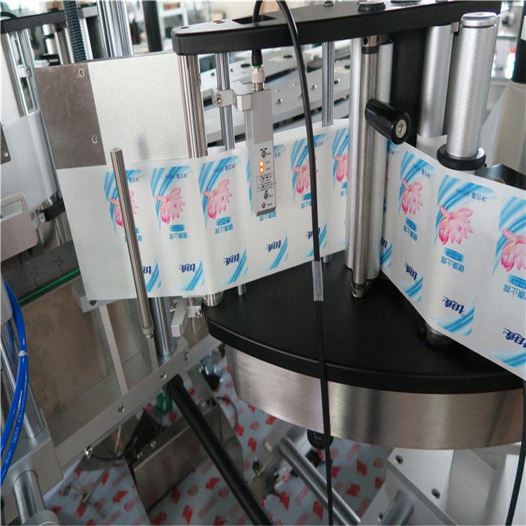 自動單面/雙面六角圓瓶貼標機