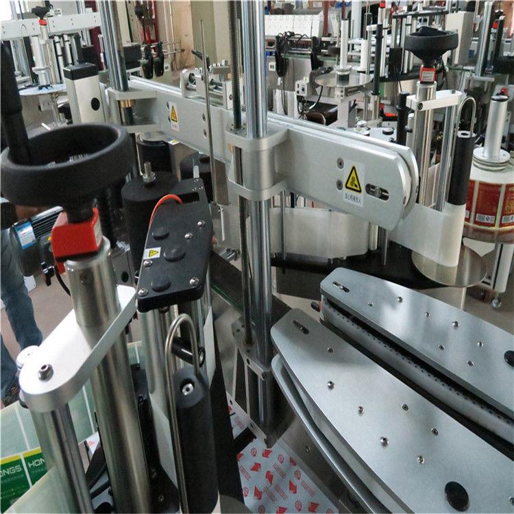 自動標籤貼標機,用於圓形/方形/亞瓶形
