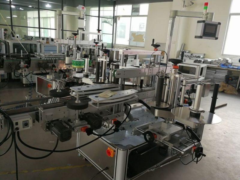 中國高速紙箱雙角封口貼標系統供應商